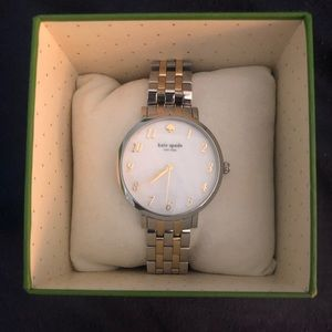 Kate Spade New York Two Tone Monterey Watch